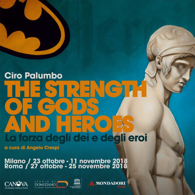 Ciro Palumbo – The Strenght of Gods and Heroes
